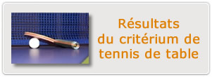 resultats criterium tennis de table