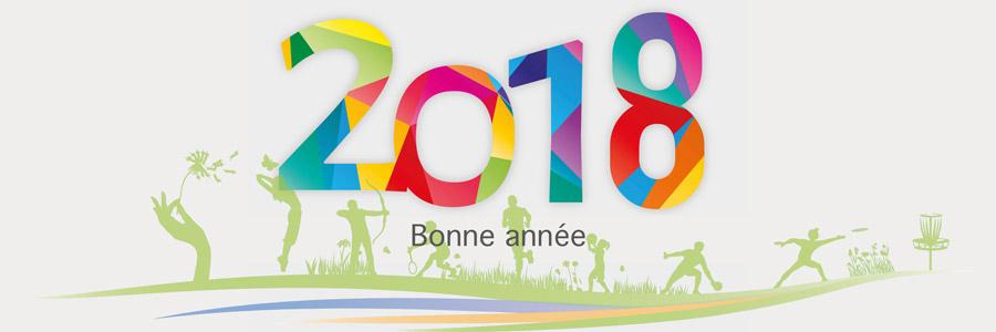 """Résultat de recherche d'images pour """"image bonne année 2018 sport"""""""